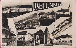 Czechoslovakia Tchéquie - République Tchèque - Jablunkov (damaged) Tsjechie - Tchéquie