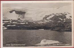 Norway Norge Norvege Norske Djupvandshytten Atelier KK Bergen Fotokaart Photo Card 1932 - Norvège