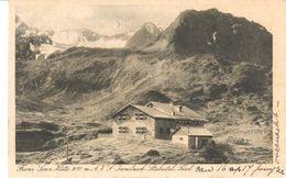 POSTAL   INSBRUCK-STUBAITAL-TIROL  - AUSTRIA  - FRANZ SENN HÜITTE  2171 M. - Innsbruck