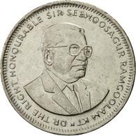 Mauritius, Rupee, 2005, TTB, Copper-nickel, KM:55 - Mauritius