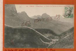 CPA  TONKIN  TONKIN  Don-Dang  La Porte De La La  Muraille De Chine  à NAM-QUAN  Nov 2017 1235 - Viêt-Nam