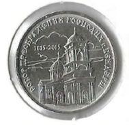 Transnistria - 1 Rouble 2015 - UNC (Ref.03) - Monnaies