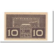 Estonia, 10 Penni, 1919, Undated (1919), KM:40b, NEUF - Estonie