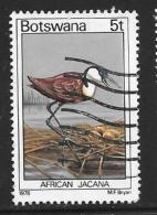 Botswana, Scott # 202 Used Bird, 1978 - Botswana (1966-...)