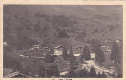 VERS L'EGLISE - 1917 - VD Vaud