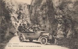G150 - 73 - YENNE - Savoie - Les Gorges De La Balme - Autobus Eugène Martin à Voiron - Yenne