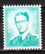 1371**  Baudouin Marchand - Papier Blanc (P2) - MNH** - LOOK!!!! - 1953-1972 Lunettes