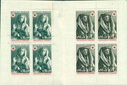 FRANCE.CARNET + ROUGE 1973 Nxx Sépulchre De TONNERRE . TB. - Carnets