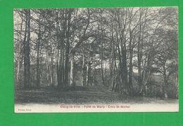 Cartes Postales 78 YVELINES ETANG LA VILLE  Foret De Marly - France