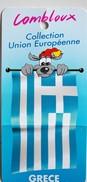 Forfait Ski Combloux 2001 Grece - Titres De Transport