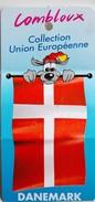 Forfait Ski Combloux 2000 Danemark - Titres De Transport