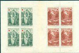 FRANCE . CARNET + ROUGE .1970 Nxx Chapelle De DISSAY (vienne) TB.cote : 16 €. - Markenheftchen