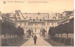Château En Belgique - Beloeil - Château De Beloeil - La Cour D'Honneur - Châteaux