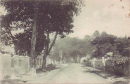 ALTE  AK  DILI  / Osttimor   - Un Rua De Dili -  Ca. 1920 - Timor Orientale