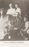 17 / 12 / 149  -    FAMILLE  ROYALE   DE  RUSSIE - Familles Royales