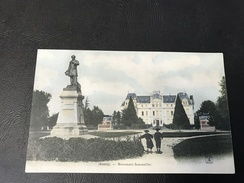 ANNECY Monument Sommeiller - Annecy