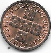 *portugal 10 Centavos 1967  Km 583  Unc !!! - Portugal