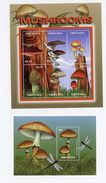 Grenada 2000-Champignons -YT 3572/7+B534***MNH - Pilze