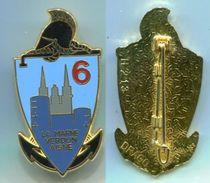 K45 6° Régiment Du Génie, 55 Mm - Armée De Terre