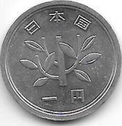 *japan 1 Sen Yr 39 = 1964  Km 74  Unc - Japan