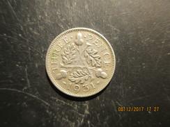 3 Pence 1931, Georges V, Argent, TB+ - 1902-1971 : Monete Post-Vittoriane