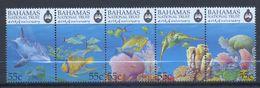 Bahamas, Yvert 975/979, Scott 940a/e, MNH - Bahamas (1973-...)