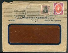 Allemagne - Enveloppe Commerciale De Leipzig En 1920- Ref D80 - Germany