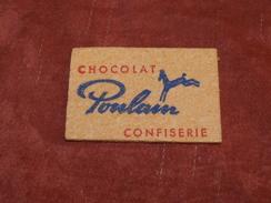 "Petite éponge ""CHOCOLAT POULAIN"" - Cioccolato"
