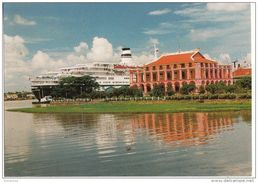 Vietnam - Saigon Hochiminh City - L ' Embarcadère De Nha Rong - Vietnam
