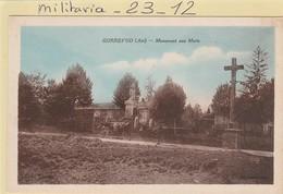 Militaria  GORREVOD - AIN ( Monument Aux Morts) - Monumenti Ai Caduti