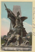 Militaria  SAINT ETIENNE - LOIRE ( Monument Des Combattants) - Monumenti Ai Caduti
