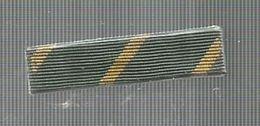 Militaria , Insignes , Rubans Et Décorations , Barette De Rappel - Unclassified