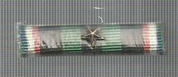 Militaria , Insignes , Rubans Et Décorations , Barette De Rappel - Army & War