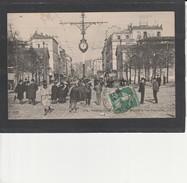 78 VERSAILLES  - Marché Et Rue Duplessis - Versailles