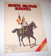 Militaria Uniformi Rivista Militare Europea - Belgio - 1^ Ed. 1985 - Non Classificati