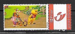 Belg. - Winnie L'ourson ** - Private Stamps
