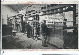 Somme : Hallencourt, L'Usine, Les Liseurs De Dessins - Other Municipalities