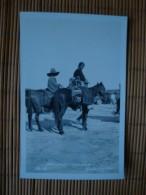 Navajo Indianer, Gallup New Mexico, Indians Of Horses, Ungelaufen - Indianer