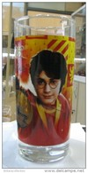 AC - COCA COLA HARRY POTTER AND THE CHAMBER OF SECRETS TUMBLER GLASS FROM TURKEY - Mugs & Glasses