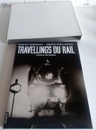 TRAVELLINGS DU RAIL - De Daniel CORINOT Et Roger VIRY-BABEL - Editions DENOEL 1989 - Préface De Wim WENDERS - Chemin De Fer & Tramway