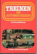 Trein En Automatisering SAH Van Meekeren Veel Schema's 147 Blz Boek - Pratique