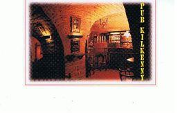 21.. DIJON LE KILKENNY  IRISH PUB   CPM  TBE - Dijon