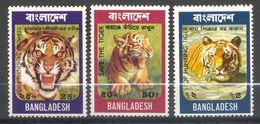 Bangladesh, Yvert 56/58, Scott 69/71, SG 52/54, MNH - Bangladesh