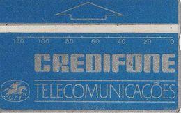 CARTE-HOLOGRAPHIQUE-PORTUGAL-GENERIQUE120U-N° ENVERS 809S90825-TBE - Portugal