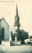 29 - Trégunc - Une Vue De L'Eglise - Trégunc