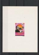 THEME MUSIQUE NIGER  EPREUVE DE LUXE  -LOUIS ARMSTRONG 1900/1971 PA N°169 - Music