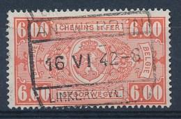 """BELGIE - TR 251 - Cachet  """"ANTWERPEN-LINKEROEVER 1"""" - (ref. 17.507) - Ferrocarril"""