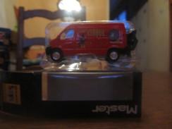 BS98 Renault Toys, Master Cirque Neuf En Boite - Auto's, Vrachtwagens, Bussen