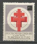 Yugoslavia,TBC-a 1954.,MNH - Unused Stamps