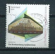 2011 Netherlands Boekenberg Spijkenisse Used/gebruikt/oblitere - Periode 1980-... (Beatrix)